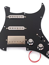 cheap -Professional Accessories High Class Guitar Electric Guitar New Instrument Plastics Metal Arylic Musical Instrument Accessories 28.5*22*2