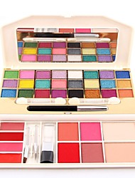 cheap -Sedona 1 colors Eye / EyeShadow Glow Combination / Dry / Normal Eyeshadow Palette / Loose powder Loose powder Colorful Daily Makeup / Party Makeup / Fairy Makeup / Matte