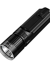 cheap -Nitecore SRT9 LED Flashlights / Torch LED 2150lm 4 Mode Portable / Water Resistant / Water Proof / Impact Resistant Camping / Hiking /