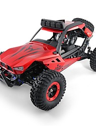 baratos -Carro com CR JJRC Speed Runner Q46 2.4G Urbano / Jipe (Fora de Estrada) / Off Road Car 1:12 Electrico Não Escovado 45 km/h