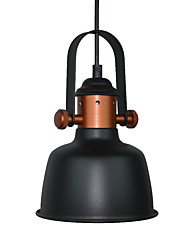 Недорогие -JZGLDS Подвесные лампы Потолочный светильник - Матовая, 110-120Вольт / 220-240Вольт Лампочки не включены / 5-10㎡ / FCC