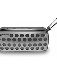 baratos -NR-4011 Speaker Alto-falante Bluetooth Bluetooth 4.1 micro USB Altofalante de Estante Azul Escuro Cinzento