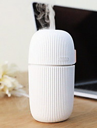 cheap -Smart Air Humidifier Aroma Diffuser Anti-Dumping USB Charging Port Light Indicator Easy-to-clean