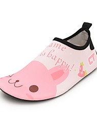 cheap -Boys' / Girls' Shoes Spandex Spring / Summer Comfort Loafers & Slip-Ons Animal Print for Pink / Light Blue