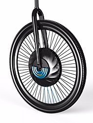 economico -iMotor 700CC 26 inch Intelligence Bicycle Wheel Velocità regolabile Bluetooth 4.0 (Android & IOS) Controllo APP 36V 240W DC Motore senza