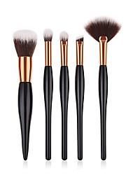 cheap -5 pcs Professional Makeup Brushes Makeup Brush Set / Powder Brush / Eyeshadow Brush Synthetic Hair / Nylon Eco-friendly / Professional /