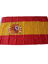 cheap -Holiday Decorations Sports Events World Cup national flag World Spain 1pc