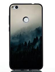 billiga -fodral Till Huawei P20 lite P20 Mönster Skal Landskap Mjukt TPU för Huawei P20 lite Huawei P20 P10 Lite P10 Huawei P9 Lite P8 Lite (2017)