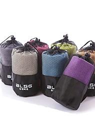 cheap -Yoga Towels Sweat-wicking Superfine fiber 30*100cm cm Yellow Green Pink Light Blue Grey