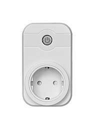 cheap -NTONPOWER Smart Plug SWA1 for Kitchen / Washroom / Bedroom Smart / Remote Controlled / Creative 100-240 V