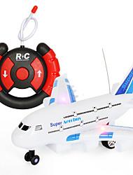 Недорогие -Игрушечные самолеты Самолёт Классика Новый дизайн / моделирование / утонченный Пластиковые & Металл Универсальные Детские Подарок 1 pcs