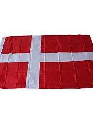 Недорогие -Праздничные украшения Спортивные мероприятия Кубок мира Государственный флаг Denmark 1шт