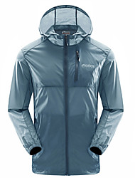 cheap -Men's Active Jacket - Solid Colored