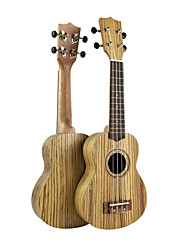 cheap -Accessories Kit Ukulele 21inch Wooden Manual