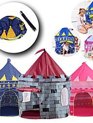 Недорогие -Игровые тенты и тоннели Взаимодействие родителей и детей Принц Принцесса ПВХ (поливинилхлорида) Универсальные Детские Подарок 1pcs