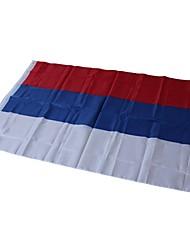 baratos -Decorações de férias Eventos esportivos Copa do Mundo Bandeira Nacional Rússia 1pç