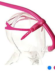 baratos -Snorkels Snorkel Seco, Confortável Natação, Snorkeling TPR, Resina ABS - para Azul / Rosa