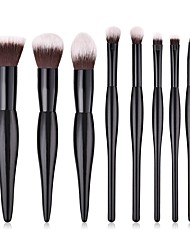 cheap -8pcs Professional Makeup Brushes Makeup Brush Set / Powder Brush / Eyeshadow Brush Synthetic Hair / Nylon Eco-friendly / Professional /