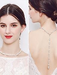 cheap -Body Chain - Women's Beige Classic / Vintage / Elegant Body Jewelry For Wedding / Party