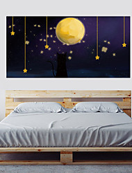 cheap -Decorative Wall Stickers - Animal Wall Stickers Landscape 3D Living Room Bedroom Bathroom Kitchen Dining Room Study Room / Office