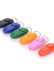 abordables -Jouets Interactifs Compatible avec animaux de compagnie Portable 2 en 1 Anti-lost Ultra léger (UL) ABS + PC Pour Animaux de Compagnie