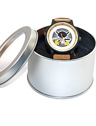 preiswerte -Uhr / Armbanduhr Inspiriert von One Piece Roronoa Zoro Anime Cosplay Accessoires 1 Uhr Chrom