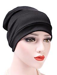 Недорогие -Универсальные Очаровательный Широкополая шляпа Контрастных цветов