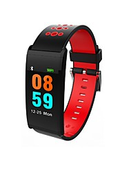 cheap -Smartwatch X-20 for Android 4.4 / iOS Calories Burned / Bluetooth / Touch Sensor / Pedometers / APP Control Pulse Tracker / Pedometer / Call Reminder / Activity Tracker / Sleep Tracker / Alarm Clock