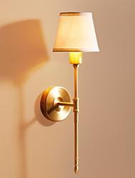 Недорогие -Модерн Металл настенный светильник 40W