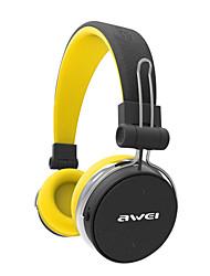 Недорогие -AWEI A700BL Над ухом Bluetooth 3.0 Наушники динамический красное дерево Спорт и фитнес наушник С регулятором громкости / Шумоизоляция /