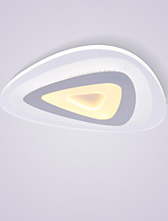 cheap -Flush Mount Ambient Light - LED, 110-120V / 220-240V LED Light Source Included / 5-10㎡ / LED Integrated