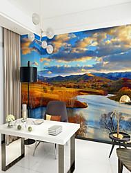 economico -Murale Tela Rivestimento pareti - adesivo richiesta Artistico Modello 3D