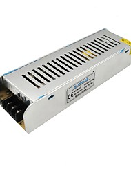 cheap -ZDM® 1pc 110/220   12 V Strip Light Accessory / Converter Power Supply Aluminum Silver 150 W