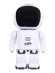 economico -veskys® astronauts wifi 960p 1.3mp hd visione notturna wireless ip network camera supporto audio bidirezionale