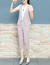 abordables -Mujer Polo - Bloques Pantalón / Verano