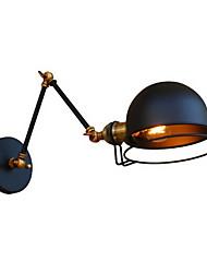 Недорогие -Мини Винтаж / Модерн Подголовники Гостиная / Столовая Металл настенный светильник 110-120Вольт / 220-240Вольт 4W