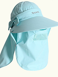 cheap -Visor Spring / Summer Fast Dry / Breathability Women's Cotton Solid Colored