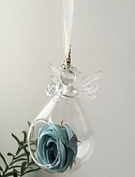 abordables -Fleurs artificielles 1 Une succursale Fête / Soirée / Moderne / Contemporain Roses Guirlande et Fleur Murale