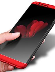 economico -Custodia Per OnePlus OnePlus 5T Resistente agli urti Effetto ghiaccio Integrale Tinta unita Resistente PC per OnePlus 5T