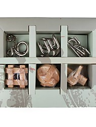 Недорогие -Взаимосоединяющиеся блоки Товары для офиса Мода 1 pcs Куски Универсальные Мальчики Девочки Игрушки Подарок