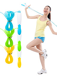 cheap -Jump Rope/Skipping Rope Exercise & Fitness Jumping Durable Help to lose weight Plastics PVC -
