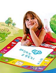 abordables -Juguete para dibujar Todoterreno Tema Clásico Rectangular Pintura Nuevo diseño Resina Todo Niños Regalo 1pcs