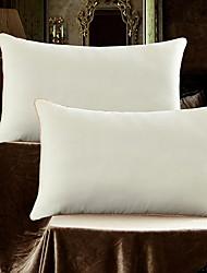 Недорогие -удобное-превосходное постельное белье кровати terylene надувные удобные подушки вниз / перья полиэфирные полиэфиры