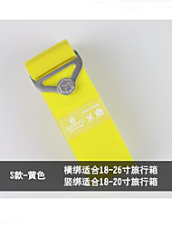 Недорогие -Нейлон Аксессуары для сумок Универсальные Все сезоны Повседневные Черный Желтый  / белым Зеленый