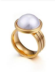 preiswerte -Damen Knöchel-Ring - Modisch / Koreanisch / Europäisch Gold / Silber Ring Für Hochzeit / Alltag