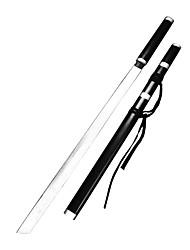 abordables -Epée Inspiré par Assassin Superhéros Manga Accessoires de Cosplay Arme Bois Unisexe Anime