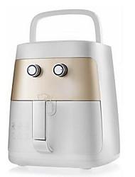 baratos -frigideiras& frigideiras temperatura ajustável temporizador transportar alça fácil de limpar auto shut-off óleo livre 1 pacote de material de