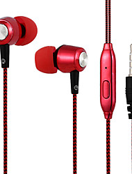 cheap -31ALS3B01 In Ear Wire Headphones Dynamic Acryic/Polyester Sport & Fitness Earphone Headset