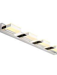 cheap -OYLYW LED / Modern / Contemporary Bathroom Lighting Bedroom / Bathroom Metal Wall Light IP20 AC100-240V 4 W / LED Integrated