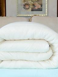 baratos -Confortável - 1 Colcha Inverno Algodão Sólido